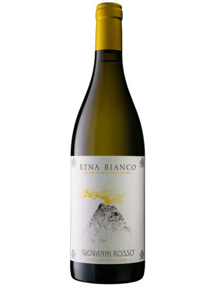 vino etna bianco giovanni rosso