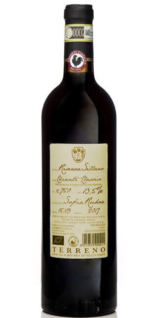 vino chianti classico sillano