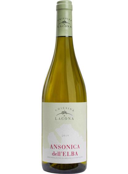 vino ansonica dell'elba lacona