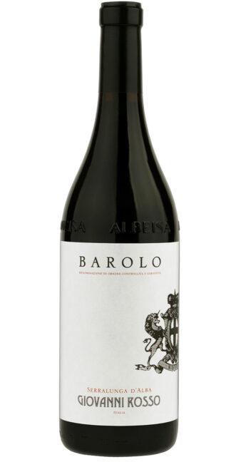 vino barolo giovanni rosso