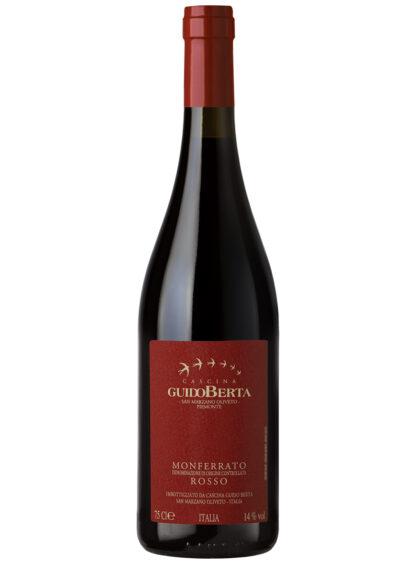 vino monferrato rosso berta