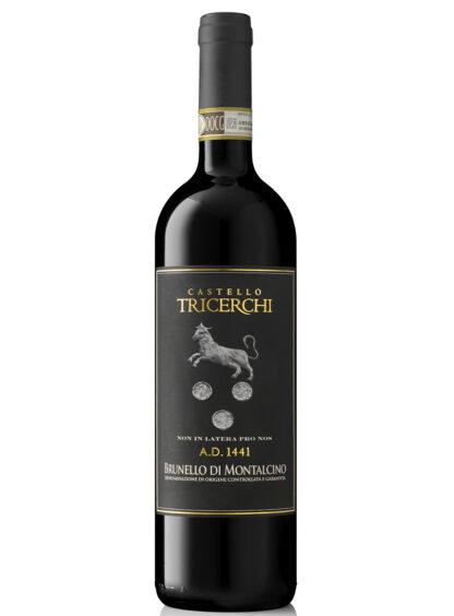 vino castello tricerchi ad1441