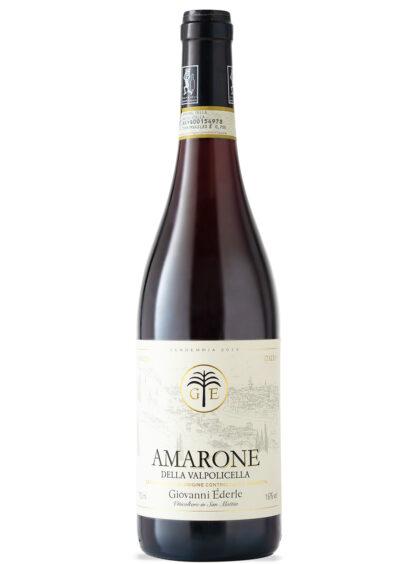 vino amarone ederle giovanni