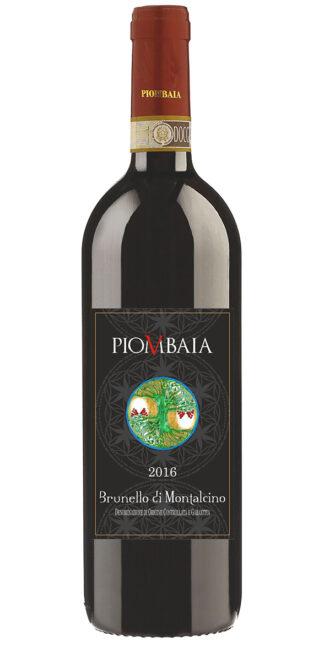 vino brunello 2016 piombaia