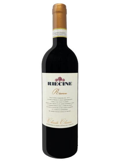 vino chianti classico riserva riecine