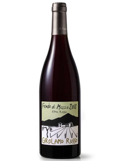 vino feudo di mezzo 2018