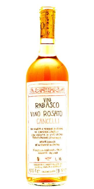 vino rosato abruzzese Rabasco Rosato Cancelli