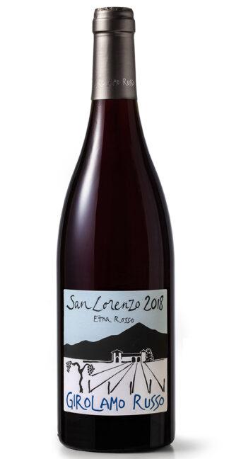 vino san lorenzo 2018