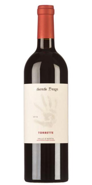 vino rosso torrette braga