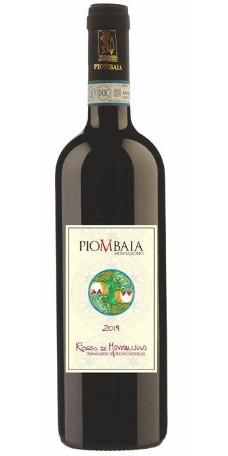 vino rosso montalcino piombaia