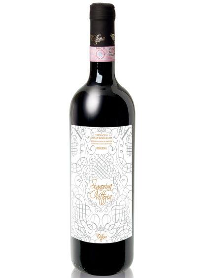 vino signorina vittoria nuova