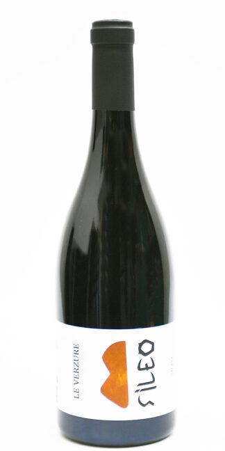 vino rosso toscano sangiovese Sileo