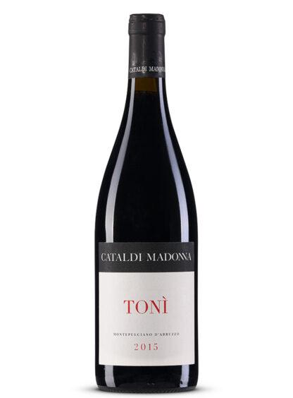 vino rosso tonì